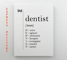 Dentist Quotes, Dentist Humor, Funny Dentist, Dental Office Decor, Dental Office Design, Dental Art, Dental Hygiene, Dental Wallpaper, Gifts For Dentist