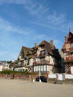 Trouville-sur-Mer, France: Maisons 1900