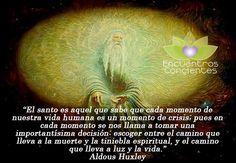 #huxley #aldous #santo #espiritual #espiritualidad #conciencia #quotes #frases #energia #chakras #despertar #alma #espiritu #amor #transformacion Argentina: argentina@econcie... Chile: info@econcientes.com www.econcientes.com www.facebook.com/ecoespiritual
