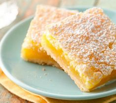 Why Not Make A Batch Of These Luscious Lemon Squares