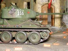T-34/85)