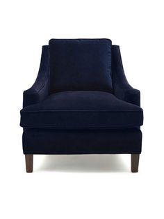 Swoop Arm Chair by Verlaine at Gilt