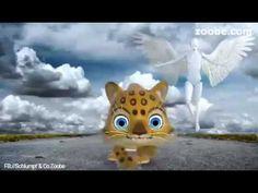 Höre auf Dein Herz ❤ kleiner Tiger Zoobe niedlich Animation - YouTube