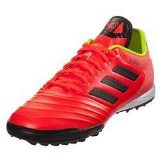 adidas Copa 18.3 TF Artificial Turf Soccer Shoe Solar Red Core Black Solar  Yellow 9020c6aa845be