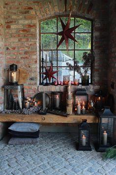 Blogg Home and Cottage: En sniktitt på julen