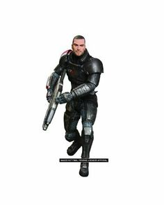 Mass Effect Series 1: Shepard Action Figure by DC Direct. $24.95. From the Manufacturer                Collect the exciting new series of articulated action figures from the year's most anticipated game, including Tali, Thane, Grunt, and Shepard.                                    Product Description                Collect the exciting new series of articulated action figures from the years most anticipated game. The Shepard figure stands at 6.75 high.