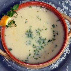Görög citromos rizsleves Recept képpel - Mindmegette.hu - Receptek