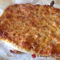 Ζύμη πίτσας λεπτή και τραγανή (ιταλική) Savory Muffins, Savoury Pies, Pasta, Greek Recipes, Eating Well, Risotto, Food Processor Recipes, Recipies, Food And Drink