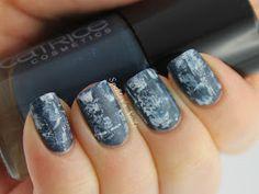 Spektor's Nails: Denim Nails