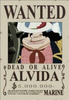 Alvida Nami One Piece, One Piece Anime, Alvida One Piece, One Piece Bounties, Dead Alive, One Peace, Roronoa Zoro, Manga Drawing, Photo Art