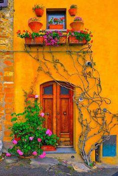 Hermosa fachada