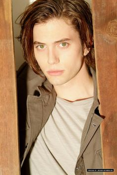 jackson rathbone- how I picture Micah Callahan (from the Anita Blake series)
