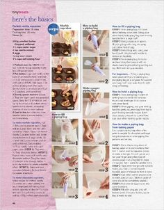 …it's time for the thrill of cupcakes!: They might be small, but cupcakes are the perfect way to deliver super-sized flavour and limitless joy! - clipped from page 46 of Better Homes and Gardens, Jun 2014 issue by the Netpage app. Cake Decorating Tutorials, Better Homes And Gardens, High Tea, Afternoon Tea, Home And Garden, Cupcakes, Joy, Treats, Muffins
