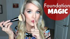 This simple tip sets my foundation all day and helps me use less makeup daily! Makeup. Magic. After mentioning this foundation tip in a video, I got a bunch ...
