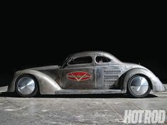 Hrdp 1303 08 Couprageous 1937 Ford Coupe Profile Photo 9