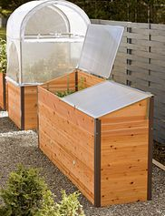 Canadian Country Woman: Cold Frames and Greenhouses