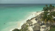 Welcome to Oranjestad, the capital of Aruba! EarthCam and Casa del Mar Beach Resort teamed up to bring you a live, oceanfront view of the Caribbean island's largest city, which is Dutch for 'Orange Town. Oranjestad, Live In The Now, Beach Resorts, Vacation Spots, Caribbean, Island, World, City