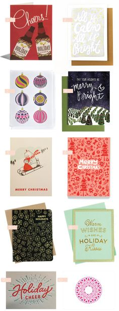 HOLIDAY CARDS – PART 5