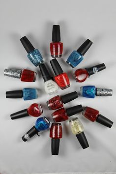 Shine Beauty Beacon: Summer Giveaway: Red, White & Blue Nail Polishes!! http://shinebeautybeacon.blogspot.com/2012/07/summer-giveaway-red-white-blue-nail.html