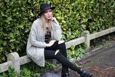#blog #femme #winter #only #cardigan