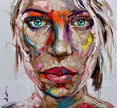 Faces vii vassilis antonakos art pop art women, stage design, woman face, s Pintura Graffiti, Piet Mondrian, Face Art, Art Faces, Paintings Of Faces, Pop Art Paintings, Portrait Art, Portrait Paintings, Abstract Portrait Painting