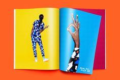 DJ Smith, Black Fashion Models, Leta Sobierajski, Print All Over Me