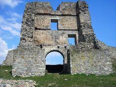 Slovakia, Zvolen - Desolate castle