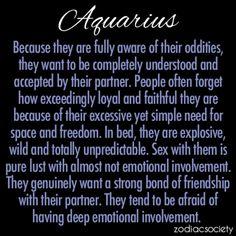 aquarius facts Not all true but mostly Aquarius Personality, Aquarius Traits, Zodiac Sign Traits, Aquarius Woman, Age Of Aquarius, Capricorn And Aquarius, Zodiac Signs Aquarius, Zodiac Facts, Aquarius Facts Love