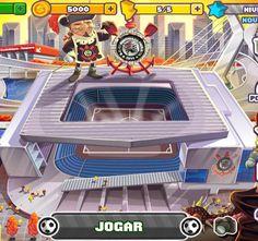 Itaquerão e Corinthians são retratados no jogo social GolMania - Web Expo Forum 2012