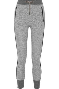 Rag & Bone cotton-jersey track pants