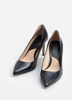 Zapato salón piel 40€