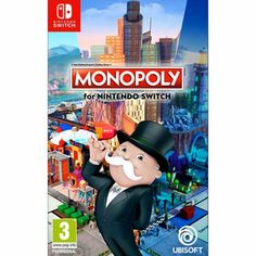 juego switch monopoly