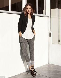 Miranda Kerr estrela campanha de verão da H&M. Peças chegam no dia 20 de março nas lojas da rede