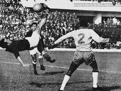 Exposição exibe imagens históricas da Copa de 1962. Confira
