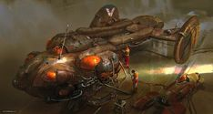 ArtStation - The Diving Fly, Kunrong Yap