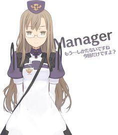 Characters ? manager (summon night) 5 Artist ? kuroboshi kouhaku