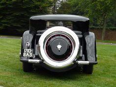 Meadow Brook Concours Preview: 1932 Bucciali TAV