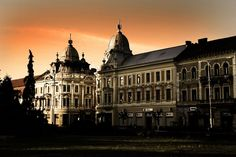 The Twin Buildings Romania, Places To See, Twins, Buildings, Louvre, Travel, Viajes, Trips, Gemini