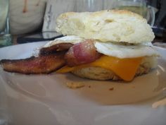 """Articlle about the """"Big Five Biscuit Joints"""" in Portland."""