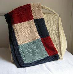 knit idea, heart knit, knit heart, knit pattern