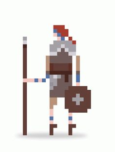 Bard Illustration: Sword And Sworcery Tribute http://bardillustration.blogspot.com/