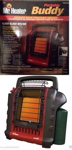Generators and Heaters 16039 Mr-Heater Portable Buddy Radiant Heat C&ing Tent Indoor Outdoor  sc 1 st  Pinterest & Generators and Heaters 16039: New Portable Mh9bx 9000 Btu Radiant ...