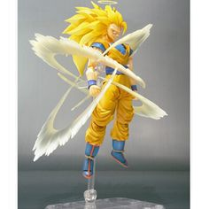 45.00$  Watch here - http://ali9iy.worldwells.pw/go.php?t=32620137518 - 2016 NEW  Dragon Ball Z Action Figures Goku Figuarts Super Saiyan 3 Anime Figure Brinquedos Kid Toy Free Shipping WMQ007