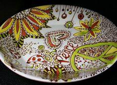 60s plate design