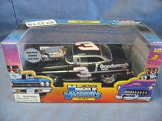 Muscle Machines 1:24 Scale Die-Cast Dale Earnhardt #3 Goodwrench '55 Chevy Replica