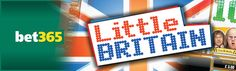 bet365 Casino has added the Little Britain slot game to their casino – read about the Playtech-branded slot and how to get a 200% welcome bonus up to £200: http://www.casinomanual.co.uk/200-slots-bonus-play-little-britain-slot-bet365-casino/