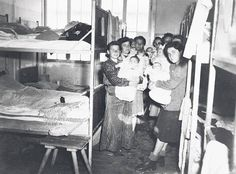 As a rule pregnant Jewish women were killed in the gas chamber. It was a big surprise that after the liberation of Kaufering I Concentration Camp the US army found seven women with their babies.