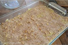 anderson + grant: Pistachio Coffee Cake for St. Patrick's Day
