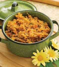 Picadillo de Papaya - Recetas Costarricense costa rica recipes, costa rica food.