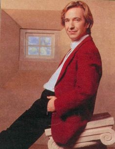 Alan Rickman -- Need to research for a date